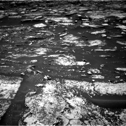 Nasa's Mars rover Curiosity acquired this image using its Right Navigation Camera on Sol 1680, at drive 2260, site number 62