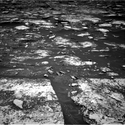 Nasa's Mars rover Curiosity acquired this image using its Right Navigation Camera on Sol 1680, at drive 2278, site number 62