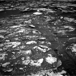 Nasa's Mars rover Curiosity acquired this image using its Right Navigation Camera on Sol 1680, at drive 2296, site number 62