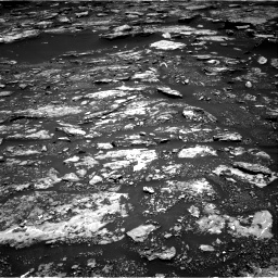Nasa's Mars rover Curiosity acquired this image using its Right Navigation Camera on Sol 1680, at drive 2302, site number 62