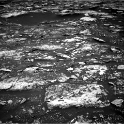 Nasa's Mars rover Curiosity acquired this image using its Right Navigation Camera on Sol 1680, at drive 2308, site number 62