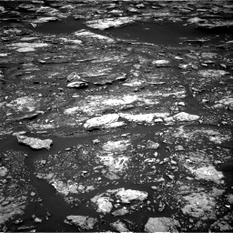 Nasa's Mars rover Curiosity acquired this image using its Right Navigation Camera on Sol 1680, at drive 2338, site number 62