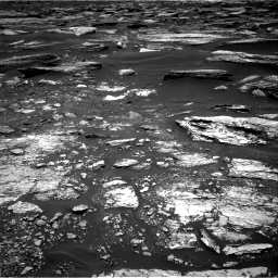 Nasa's Mars rover Curiosity acquired this image using its Right Navigation Camera on Sol 1680, at drive 2440, site number 62