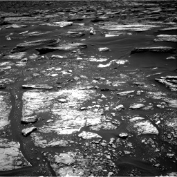 Nasa's Mars rover Curiosity acquired this image using its Right Navigation Camera on Sol 1680, at drive 2446, site number 62