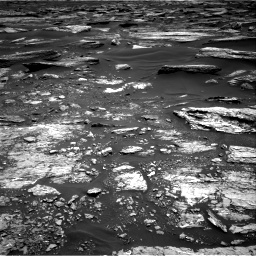 Nasa's Mars rover Curiosity acquired this image using its Right Navigation Camera on Sol 1682, at drive 2470, site number 62