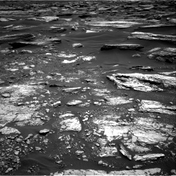 Nasa's Mars rover Curiosity acquired this image using its Right Navigation Camera on Sol 1682, at drive 2476, site number 62