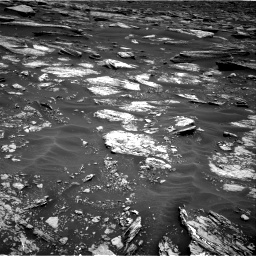 Nasa's Mars rover Curiosity acquired this image using its Right Navigation Camera on Sol 1683, at drive 2512, site number 62