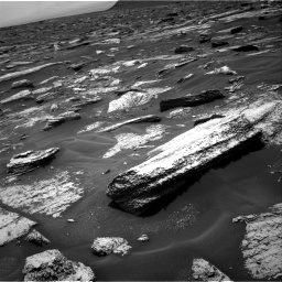 Nasa's Mars rover Curiosity acquired this image using its Right Navigation Camera on Sol 1683, at drive 2632, site number 62