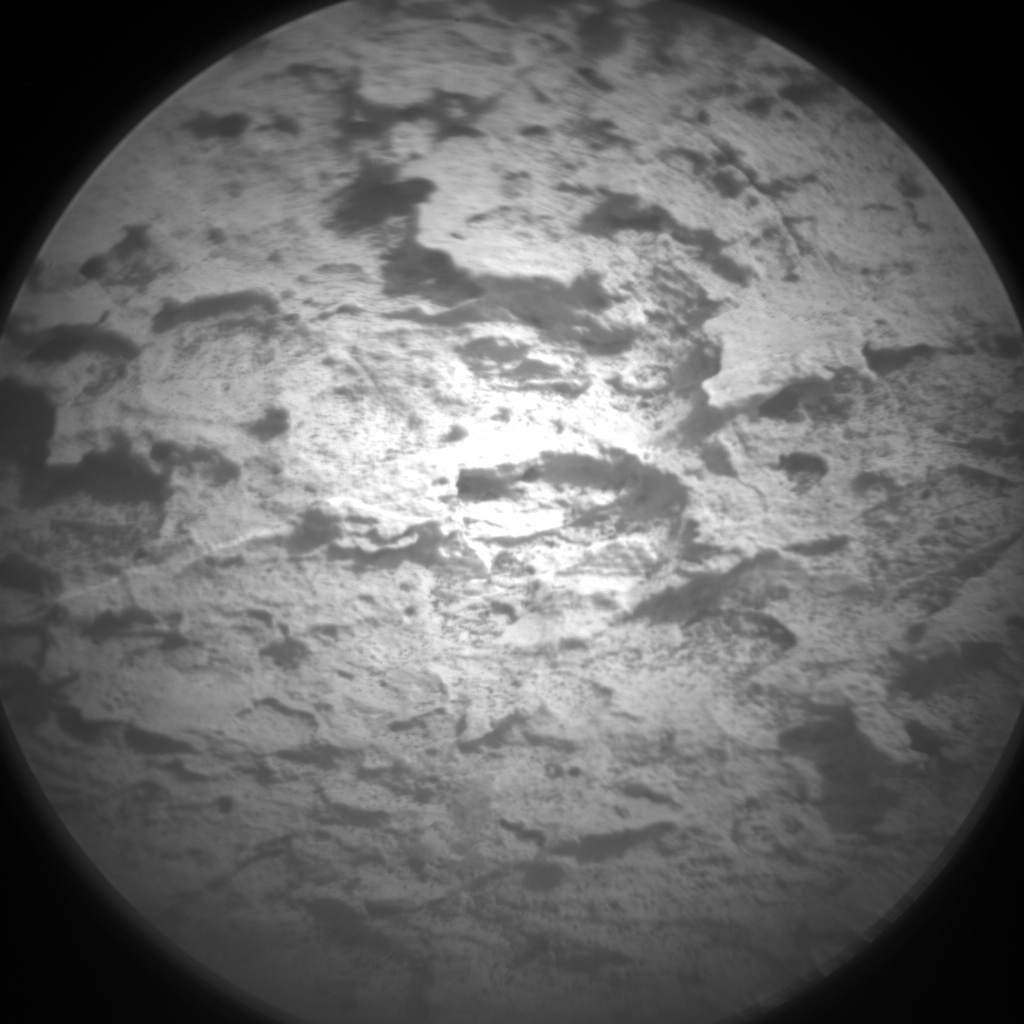 Nasa's Mars rover Curiosity acquired this image using its Chemistry & Camera (ChemCam) on Sol 1684, at drive 3050, site number 62