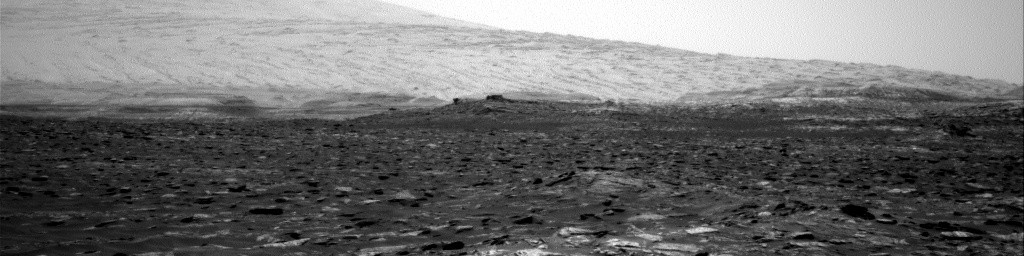 Nasa's Mars rover Curiosity acquired this image using its Right Navigation Camera on Sol 1684, at drive 2726, site number 62