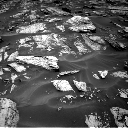 Nasa's Mars rover Curiosity acquired this image using its Right Navigation Camera on Sol 1684, at drive 2786, site number 62