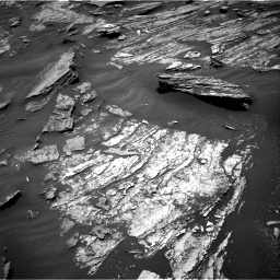 Nasa's Mars rover Curiosity acquired this image using its Right Navigation Camera on Sol 1686, at drive 3218, site number 62