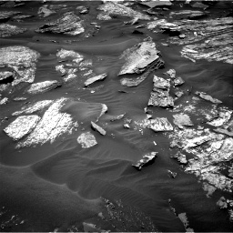 Nasa's Mars rover Curiosity acquired this image using its Right Navigation Camera on Sol 1686, at drive 3230, site number 62