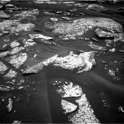 Nasa's Mars rover Curiosity acquired this image using its Right Navigation Camera on Sol 1686, at drive 3254, site number 62