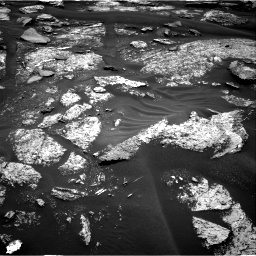 Nasa's Mars rover Curiosity acquired this image using its Right Navigation Camera on Sol 1686, at drive 3260, site number 62