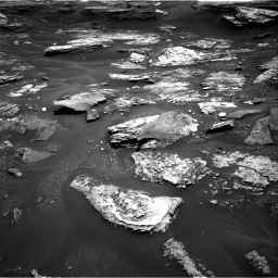 Nasa's Mars rover Curiosity acquired this image using its Right Navigation Camera on Sol 1686, at drive 3344, site number 62