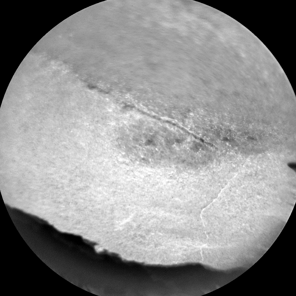 Nasa's Mars rover Curiosity acquired this image using its Chemistry & Camera (ChemCam) on Sol 1686, at drive 3188, site number 62