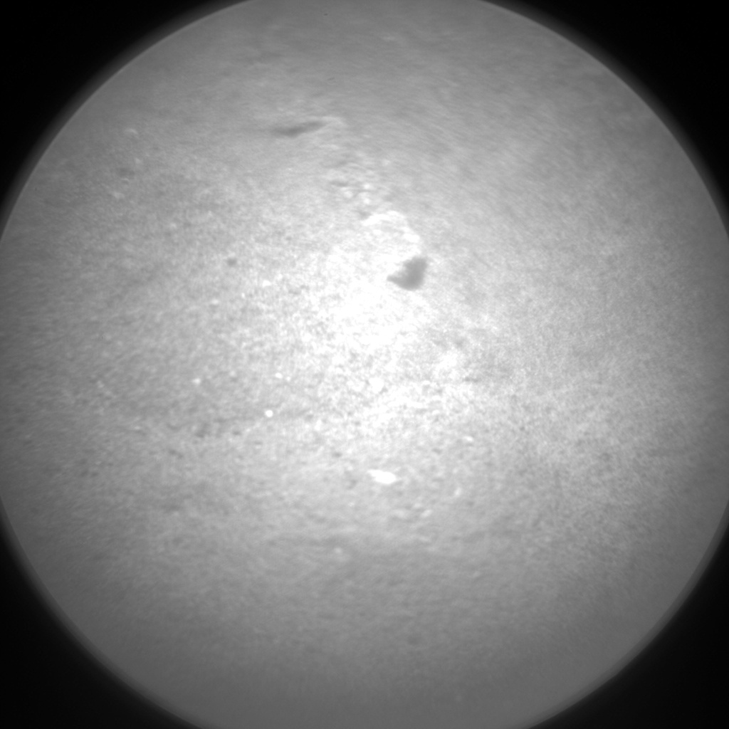 Nasa's Mars rover Curiosity acquired this image using its Chemistry & Camera (ChemCam) on Sol 1687, at drive 3350, site number 62