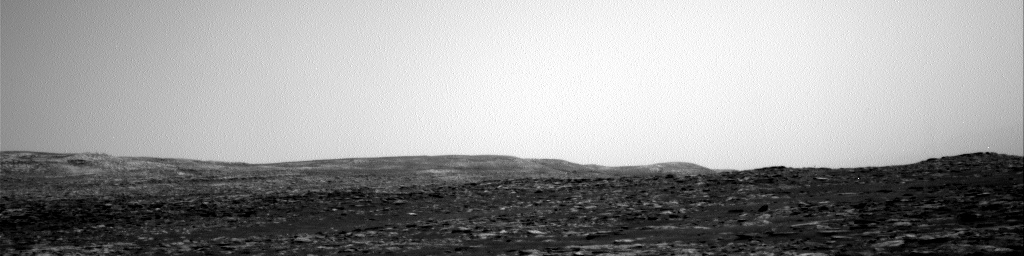 Nasa's Mars rover Curiosity acquired this image using its Right Navigation Camera on Sol 1689, at drive 3350, site number 62