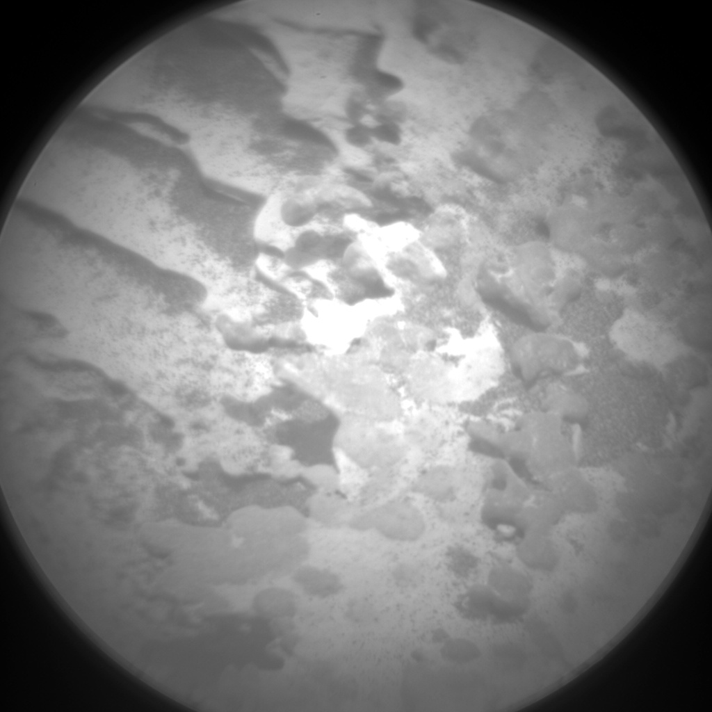 Nasa's Mars rover Curiosity acquired this image using its Chemistry & Camera (ChemCam) on Sol 1691, at drive 0, site number 63