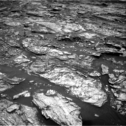 Nasa's Mars rover Curiosity acquired this image using its Right Navigation Camera on Sol 1691, at drive 54, site number 63