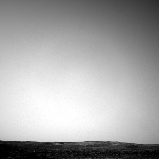 Nasa's Mars rover Curiosity acquired this image using its Right Navigation Camera on Sol 1692, at drive 100, site number 63