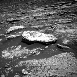 Nasa's Mars rover Curiosity acquired this image using its Right Navigation Camera on Sol 1693, at drive 232, site number 63
