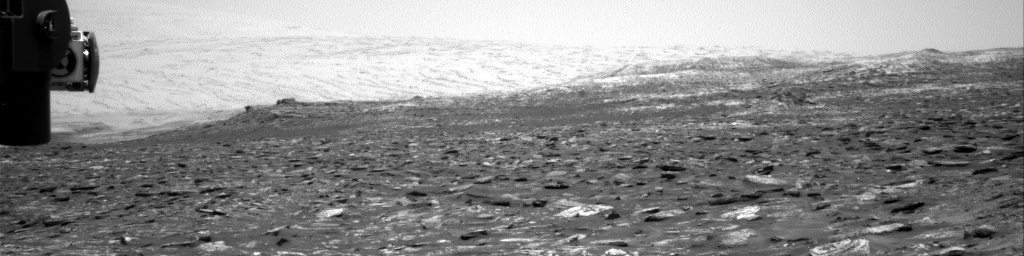 Nasa's Mars rover Curiosity acquired this image using its Right Navigation Camera on Sol 1694, at drive 346, site number 63
