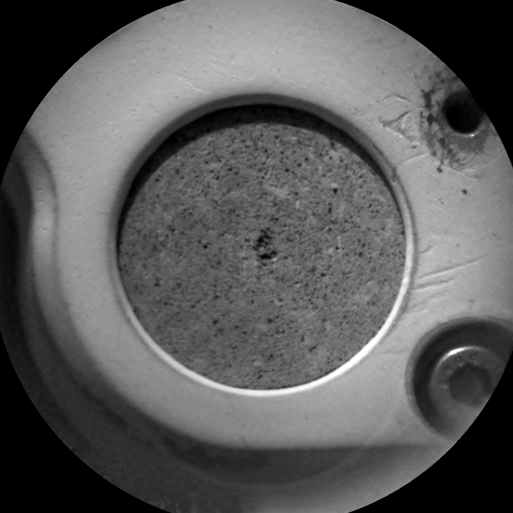 Nasa's Mars rover Curiosity acquired this image using its Chemistry & Camera (ChemCam) on Sol 1694, at drive 346, site number 63
