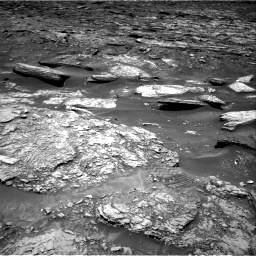 Nasa's Mars rover Curiosity acquired this image using its Right Navigation Camera on Sol 1696, at drive 388, site number 63