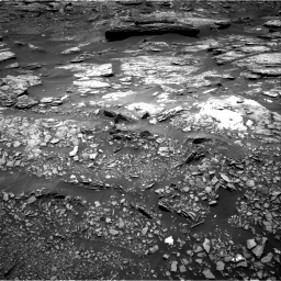 Nasa's Mars rover Curiosity acquired this image using its Right Navigation Camera on Sol 1696, at drive 478, site number 63