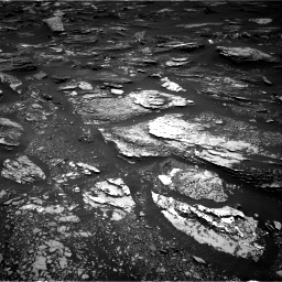 Nasa's Mars rover Curiosity acquired this image using its Right Navigation Camera on Sol 1696, at drive 652, site number 63