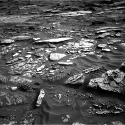 Nasa's Mars rover Curiosity acquired this image using its Right Navigation Camera on Sol 1698, at drive 1090, site number 63