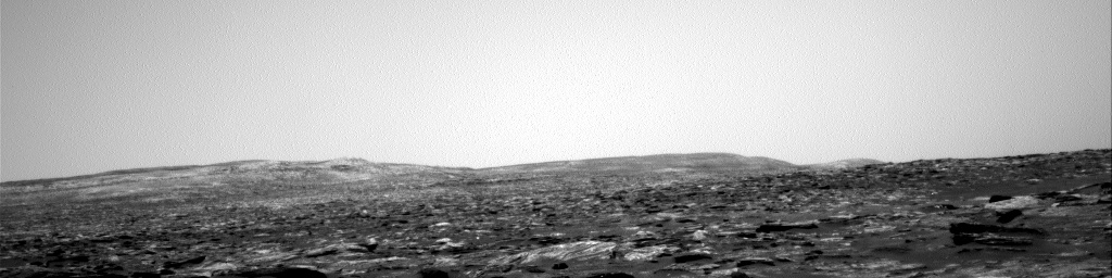 Nasa's Mars rover Curiosity acquired this image using its Right Navigation Camera on Sol 1699, at drive 1150, site number 63