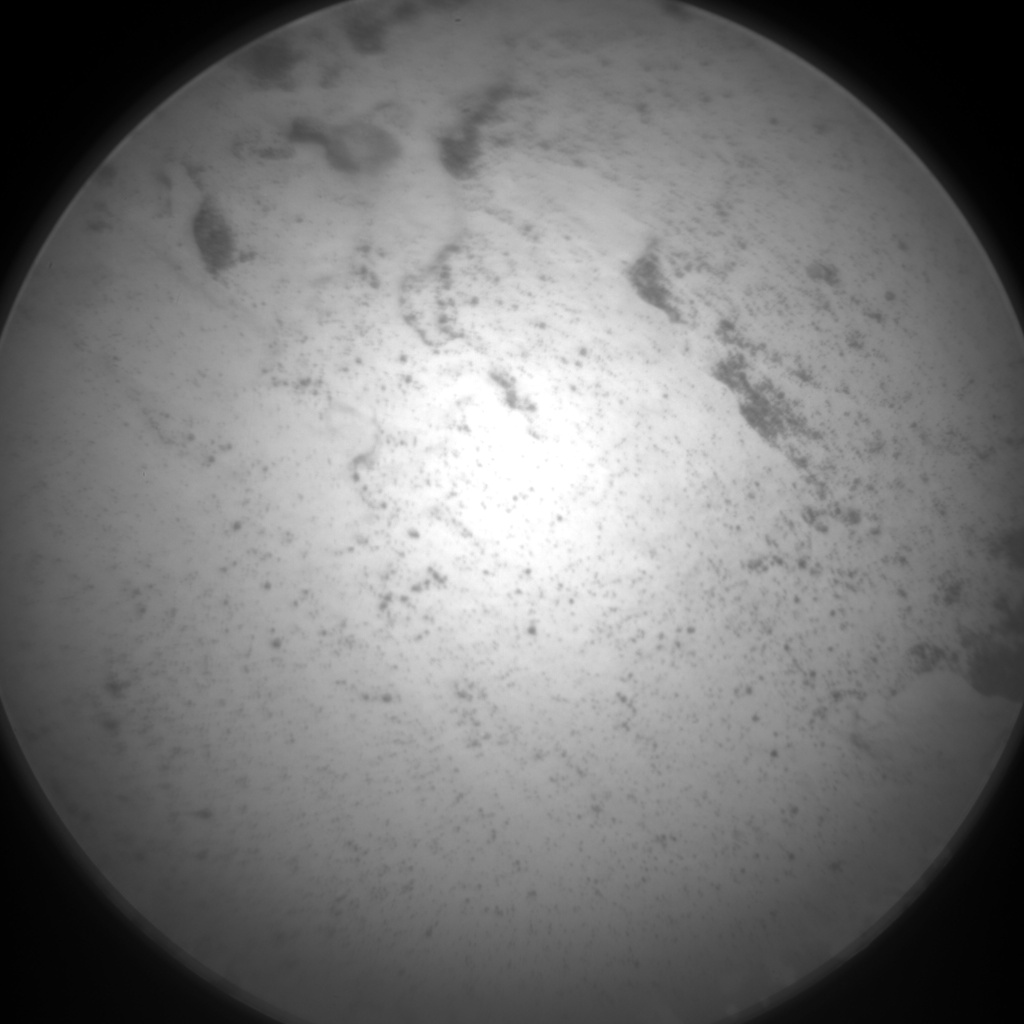 Nasa's Mars rover Curiosity acquired this image using its Chemistry & Camera (ChemCam) on Sol 1700, at drive 1150, site number 63