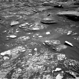 Nasa's Mars rover Curiosity acquired this image using its Right Navigation Camera on Sol 1700, at drive 1348, site number 63