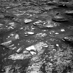Nasa's Mars rover Curiosity acquired this image using its Right Navigation Camera on Sol 1700, at drive 1354, site number 63