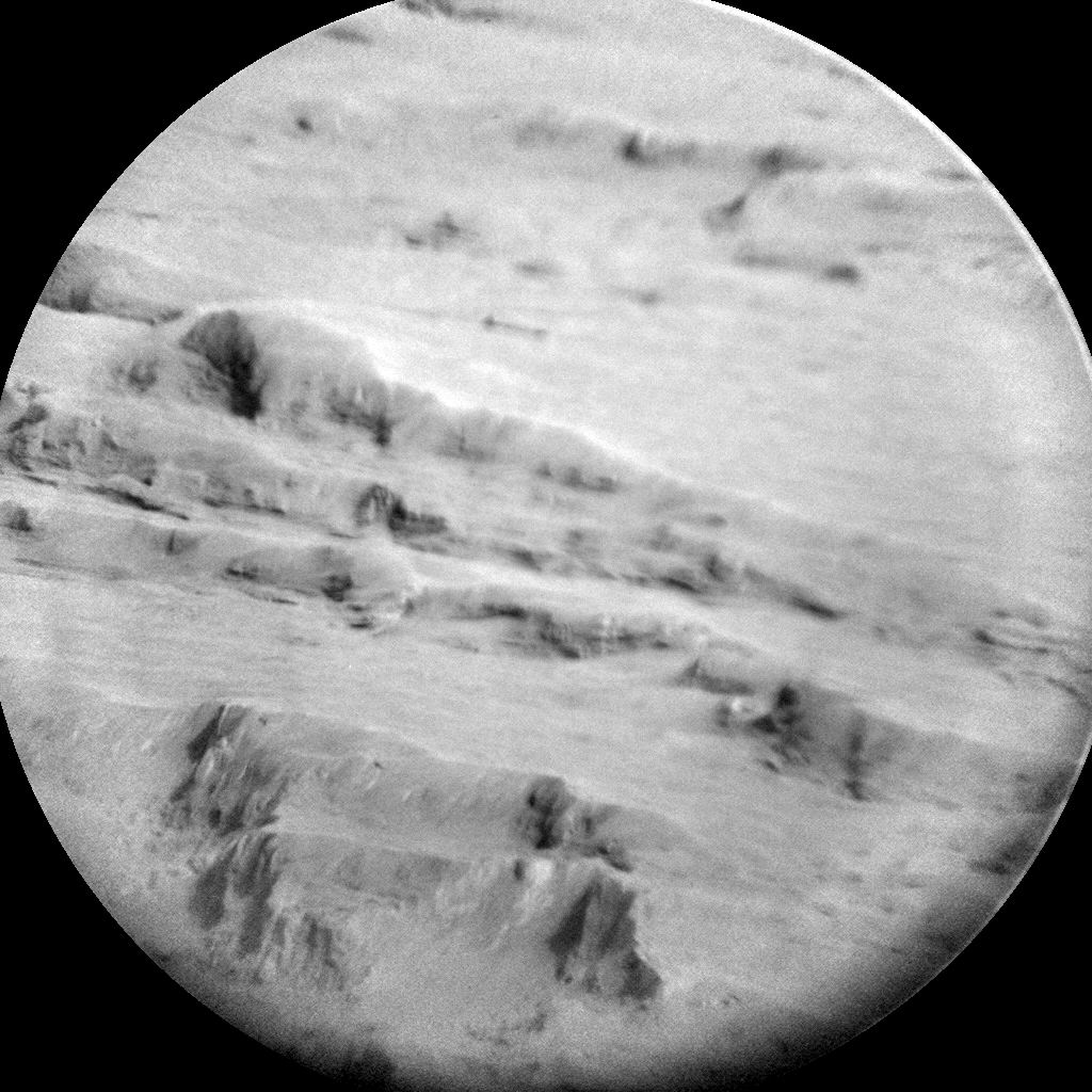 Nasa's Mars rover Curiosity acquired this image using its Chemistry & Camera (ChemCam) on Sol 1700, at drive 1420, site number 63