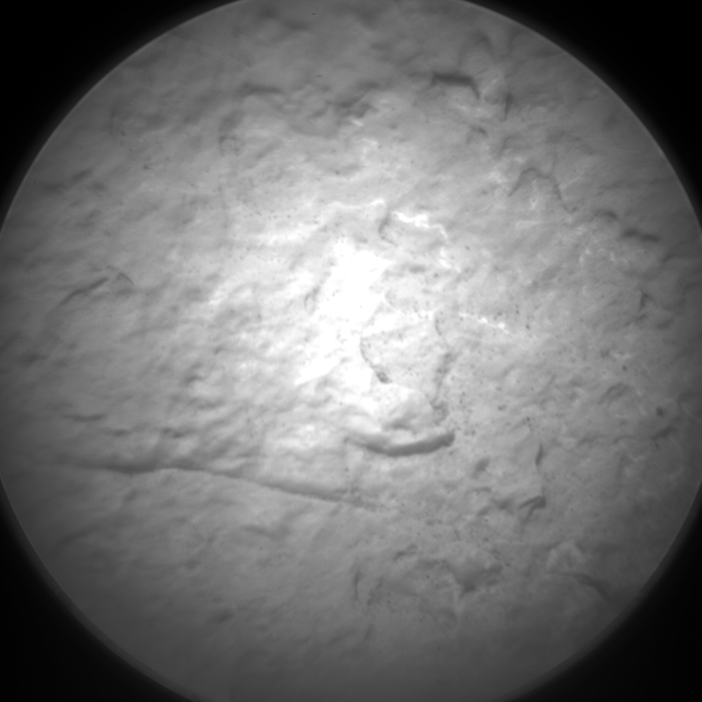 Nasa's Mars rover Curiosity acquired this image using its Chemistry & Camera (ChemCam) on Sol 1702, at drive 1420, site number 63