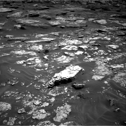 Nasa's Mars rover Curiosity acquired this image using its Right Navigation Camera on Sol 1705, at drive 1606, site number 63