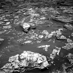 Nasa's Mars rover Curiosity acquired this image using its Right Navigation Camera on Sol 1707, at drive 1660, site number 63