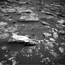 Nasa's Mars rover Curiosity acquired this image using its Right Navigation Camera on Sol 1707, at drive 1720, site number 63