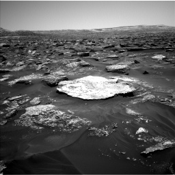 Nasa's Mars rover Curiosity acquired this image using its Left Navigation Camera on Sol 1711, at drive 1852, site number 63