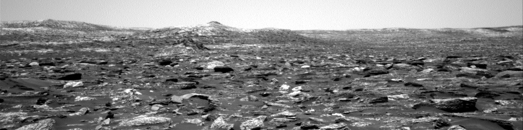 Nasa's Mars rover Curiosity acquired this image using its Right Navigation Camera on Sol 1711, at drive 1840, site number 63