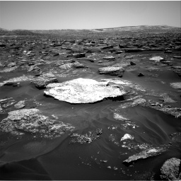 Nasa's Mars rover Curiosity acquired this image using its Right Navigation Camera on Sol 1711, at drive 1846, site number 63
