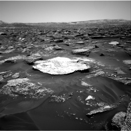 Nasa's Mars rover Curiosity acquired this image using its Right Navigation Camera on Sol 1711, at drive 1852, site number 63