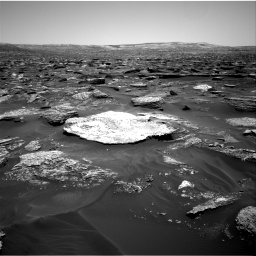 Nasa's Mars rover Curiosity acquired this image using its Right Navigation Camera on Sol 1711, at drive 1858, site number 63