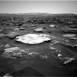Nasa's Mars rover Curiosity acquired this image using its Right Navigation Camera on Sol 1711, at drive 1864, site number 63