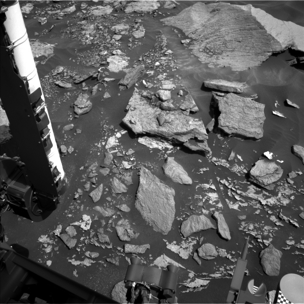 Curiosity Mission Updates - NASA Mars Curiosity Rover