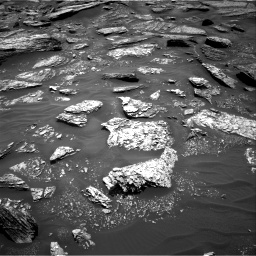 Nasa's Mars rover Curiosity acquired this image using its Right Navigation Camera on Sol 1712, at drive 2074, site number 63